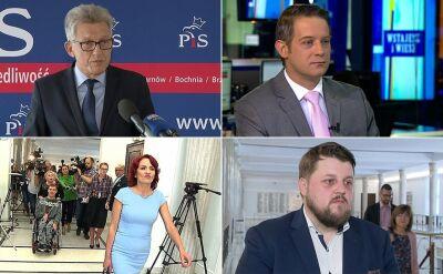 Ich nie zobaczymy już w Sejmie
