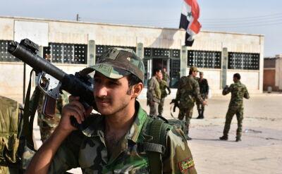Turecka ofensywa wymierzona jest w Kurdów na północny Syrii