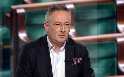 Sienkiewicz: jeśli służby nie były w stanie sprawdzić pana Banasia to wszyscy jesteśmy w pułapce