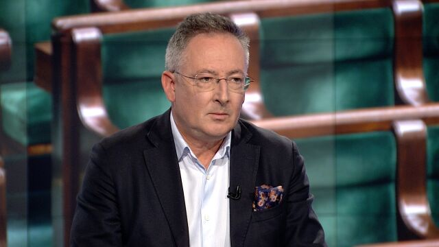 Sienkiewicz: znam wybranych posłów, w ogóle nie widzę zagrożenia w postaci kawałkowania
