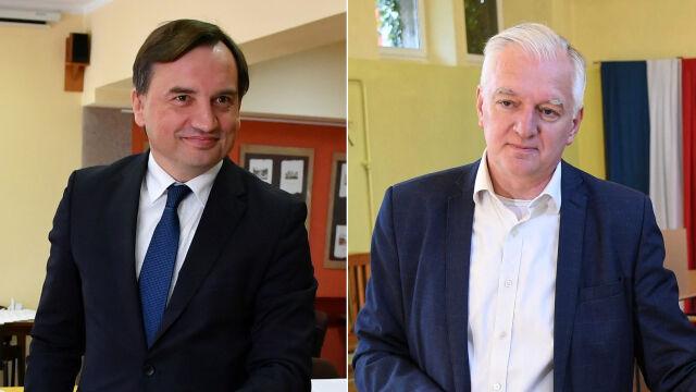 Prawie dwa razy więcej ludzi Gowina i Ziobro  w Sejmie. Będą mogli