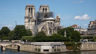 Setki milionów euro na odbudowę Notre Dame