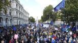 Wielka manifestacja w Londynie na rzecz referendum