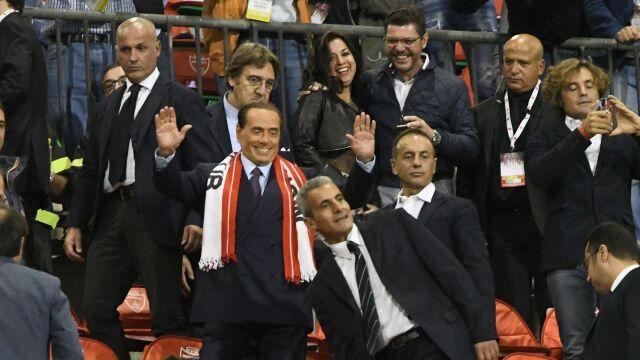 Berlusconi: Milan odzyska blask, gdy zostanie mi zwrócony