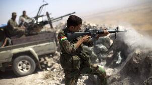 Kurdowie zaakceptowali zawieszenie broni. Reuters: na granicy nadal słychać strzały