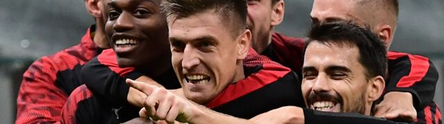 Piątek wszedł i strzelił, ale nie uratował Milanu