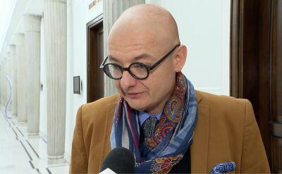 Kamiński: to jest niekomfortowa co najmniej sytuacja dla prezesa Kaczyńskiego