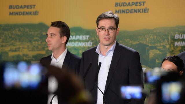 Orban straciłBudapeszt. Przyszły burmistrz apeluje o jednośćopozycji