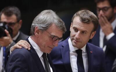 Macron nie dał się przekonać do otwarcia negocjacji dla Macedonii Północnej i Albanii