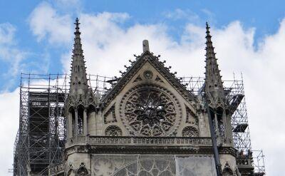 Finalizują się darowizny na odbudowę Notre Dame