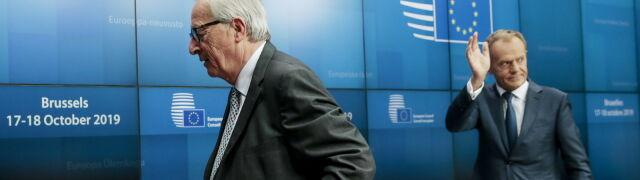 """Prawdopodobnie ostatni taki szczyt. Juncker się wzruszył, Tusk jest """"twardzielem"""""""