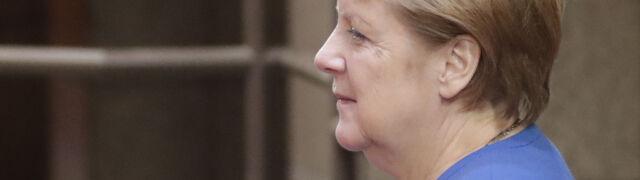Merkel chce umowy o wolnym handlu