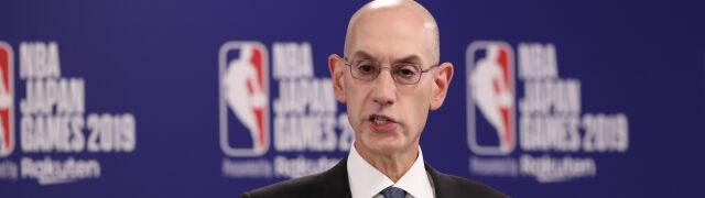 Komisarz NBA nie spełnił żądań Chin