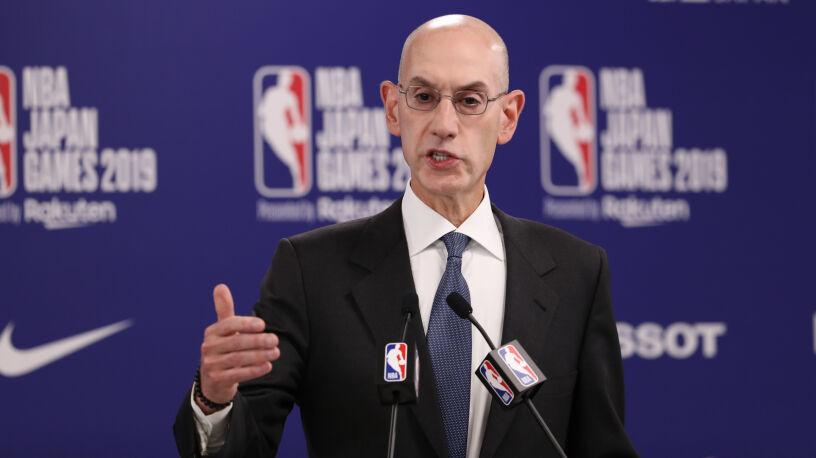 """Komisarz NBA nie spełnił żądań Chin. """"Konsekwencje są dość dramatyczne"""""""