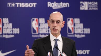 Za oceanem umiarkowany optymizm. NBA nie wróci wcześniej niż w maju