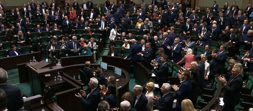 Przeprosiny. Tak skończył się Sejm VIII kadencji