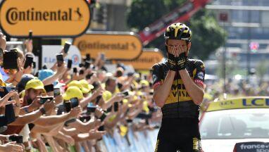 Niesamowita wspinaczka Amerykanina w Tour de France