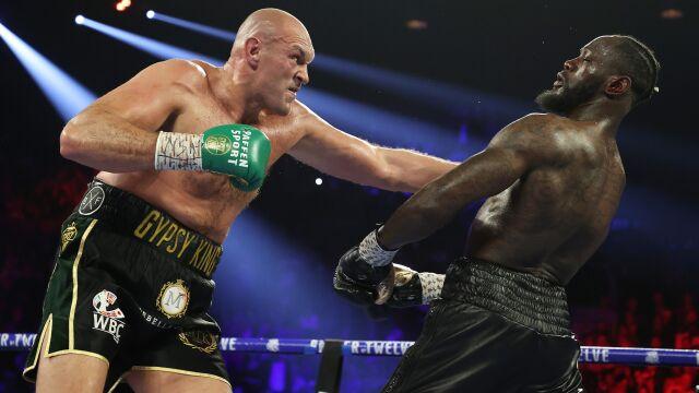 """""""Najpierw Wilder i Joshua, potem Ngannou"""". Fury chce walczyć z mistrzem UFC"""