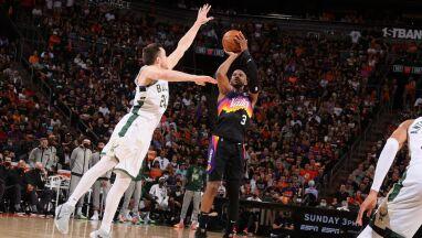 Pierwszy mecz finałów NBA dla Phoenix Suns