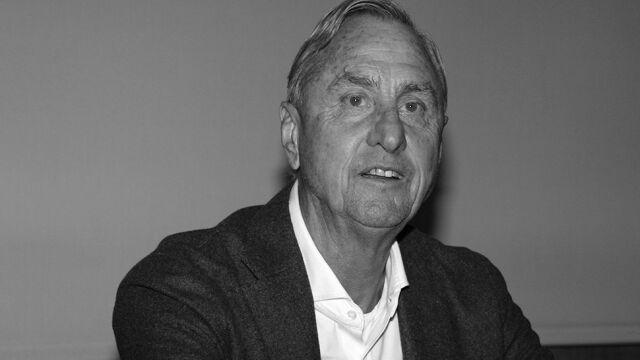 Nie żyje Johan Cruyff