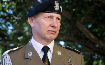 Generał Różański o Wojskach Obrony Terytorialnej