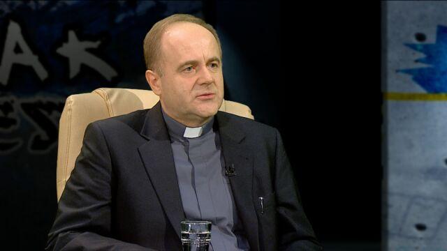 Ks. Andrzej Kobyliński w Tak Jest