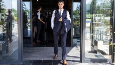 Piłkarz Cracovii po trzech kolejkach wysłany na przymusowy urlop