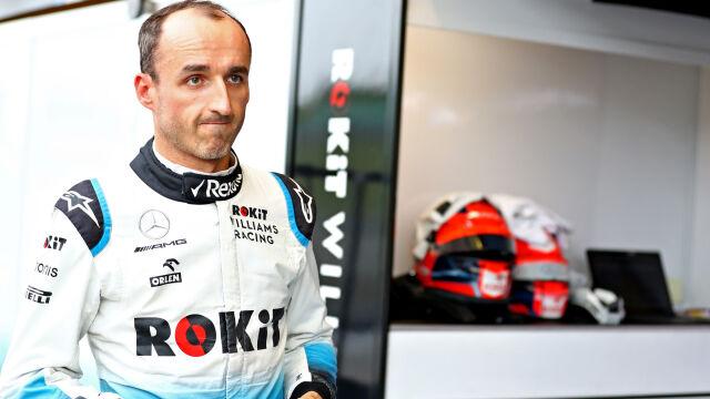 """""""Ci kierowcy muszą drżeć o swoje miejsce"""". Na liście jest Kubica"""