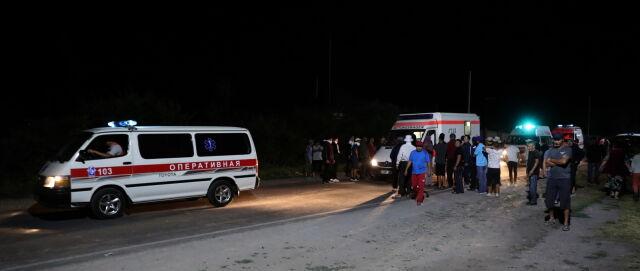 W starciach zwolenników Atambajewa z oddziałem specjalnym zostało rannych ponad 50 osób