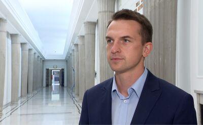 Adam Szłapka o lotach marszałka Kuchcińskiego