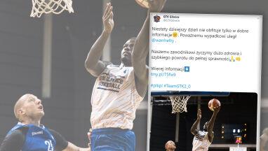 Koszykarz polskiego klubu poważnie poparzony.