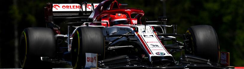 Kubica przesiada się do bolidu. Pojedzie na Silverstone
