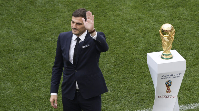 """Oficjalne pożegnanie Casillasa. """"Moja droga zaprowadziła mnie do wyśnionego celu"""""""