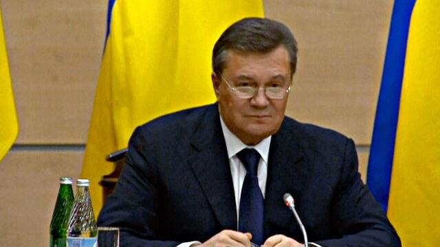 Miejsce i czas wystąpienia Janukowycza wciąż są nieznane