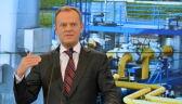 Tusk: Otylia Jędrzejczak to zgłoszenie, a nie kandydat Platformy do PE