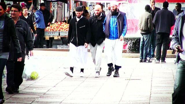 Muzułmański problem Szwecji. Płonące przedmieścia Sztokholmu