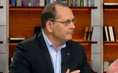 Rzymkowski o rekonstrukcji rządu