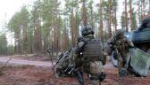Fińskie wojsko w czasie ćwiczeń