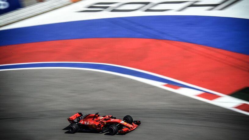 Organizatorzy GP Rosji mają propozycję dla władz Formuły 1