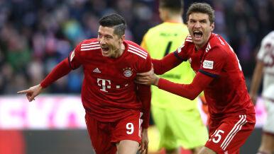 Król asyst Bundesligi: Lewangoalski to lepsza opcja niż Ronaldo