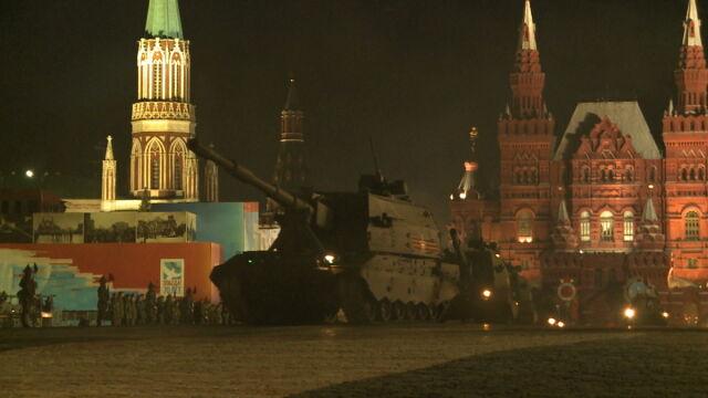Czołgi, rakiety i 16 tys. żołnierzy na Placu Czerwonym. Rosjanie szykują się na Dzień Zwycięstwa
