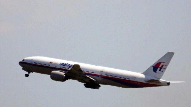 Tragiczny lot boeinga 777