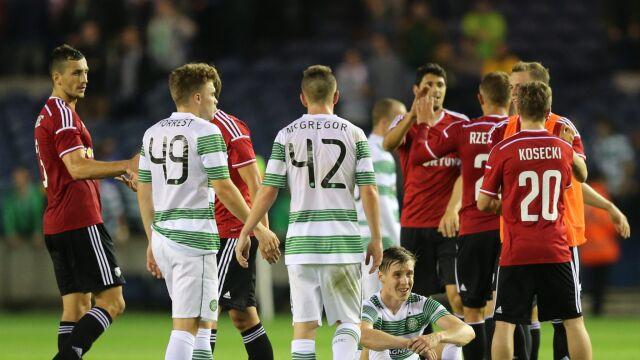 Legia przegra z Celtikiem przy zielonym stoliku? UEFA żąda wyjaśnień