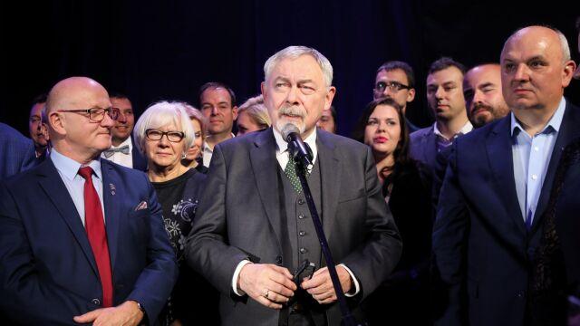 Sondaż przed drugą turą wyborów w Krakowie: Majchrowski idzie po piątą kadencję