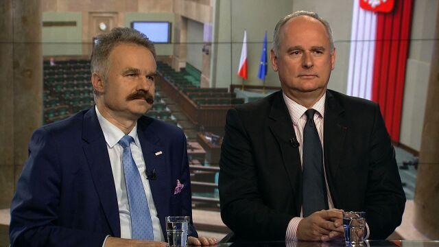 """Profesor Waldemar Paruch i Paweł Zalewski byli gośćmi """"Faktów po Faktach"""""""