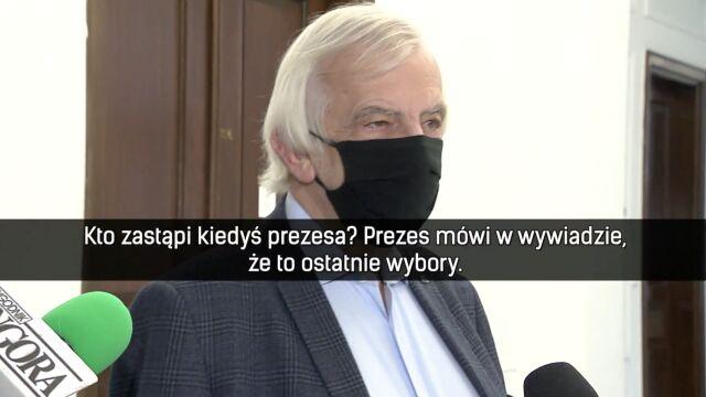 Ryszard Terlecki nie widzi następny Prezesa PiS