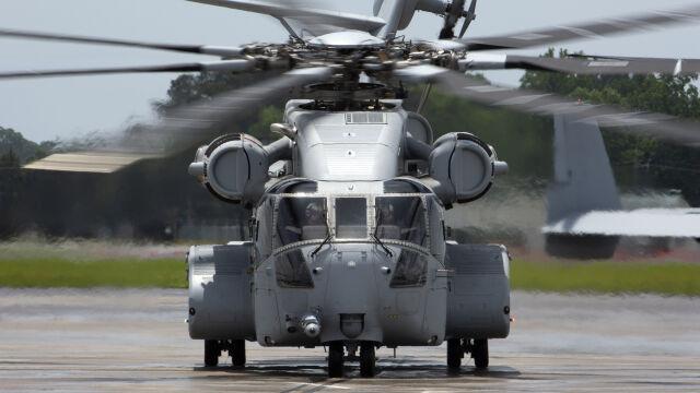Śmigłowiec CH-53K. Najpotężniejsza taka maszyna wojska USA