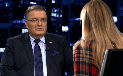 Prezydencki minister: ludzie z emblematami nie będą wpuszczani na marsz