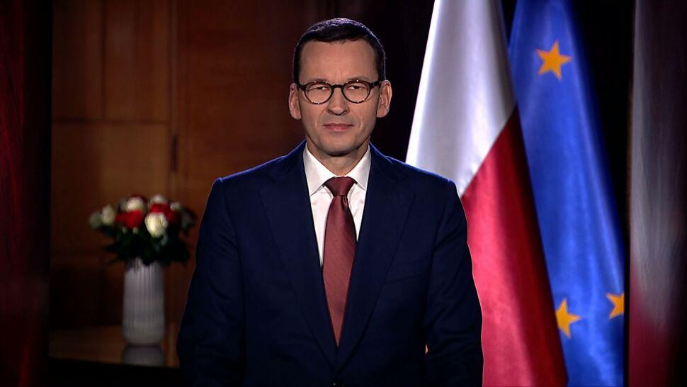 """""""Szukajmy tego, co nas łączy"""". Premier Morawiecki o Święcie Niepodległości"""