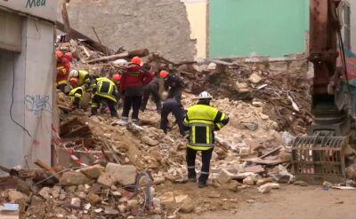 Rośnie bilans ofiar śmiertelnych zawalenia się budynków w Marsylii
